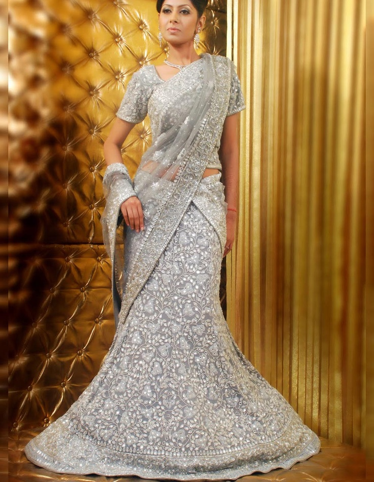 115 best Wedding Outfits images on Pinterest   Indian clothes ...