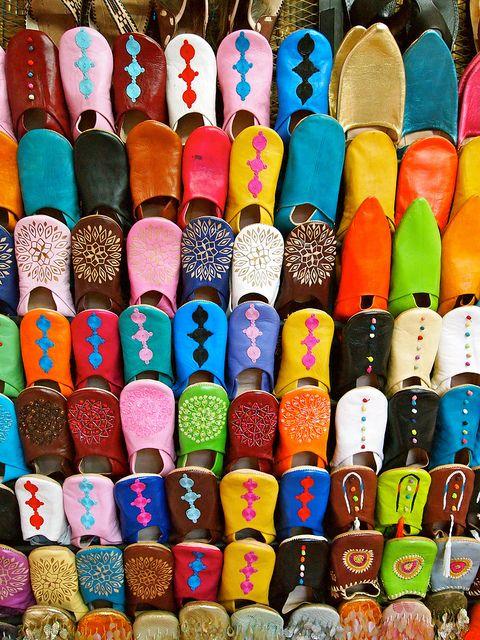 dit zijn schoenen dat ze soms dragen