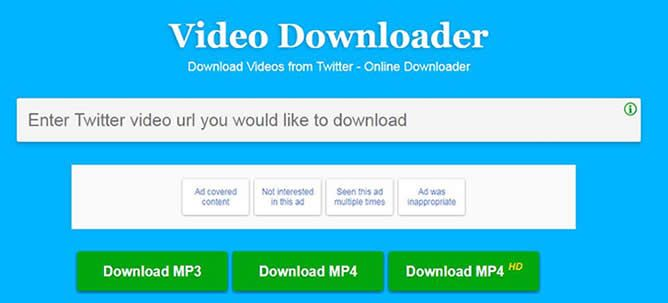 How To Download Videos From Twitter With Images Twitter Video