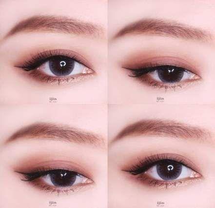 30+ Ideas for makeup wedding natural asian eyeshadows #wedding