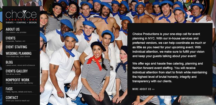 Choice Productions - http://choiceproductionsnyc.com.