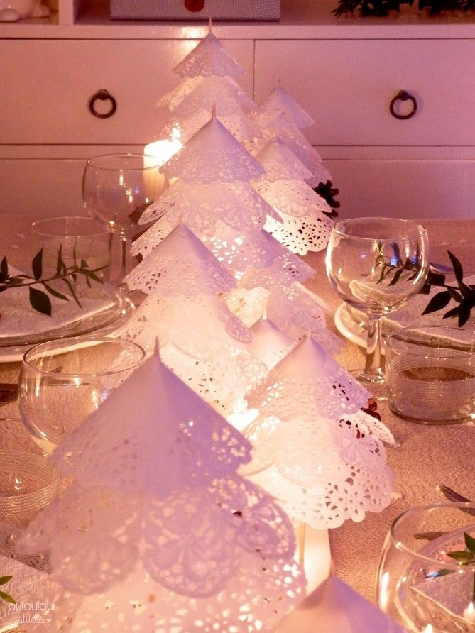 Table de Noël 2013 // OUI OUI OUI studio