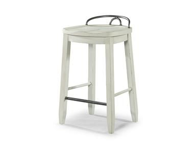 Shop+for+Trisha+Yearwood+Cowboy+Bar+Stool,+919-924+STOOL,+and+other+Dining+Room+Stools+at+Klaussner+-+Trisha+Yearwood+in+Asheboro,+NC.+This+off+white+painted+finish+features+distressing+with+an+aged+texture+to+produce+an+authentic+time+worn+appearance.+This+relaxed+finish+is+a+perfect+complement+for+any+home+and+offers+a+light+accent+to+brighten+any+space.