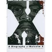 Jual X A Biography of Malcolm X
