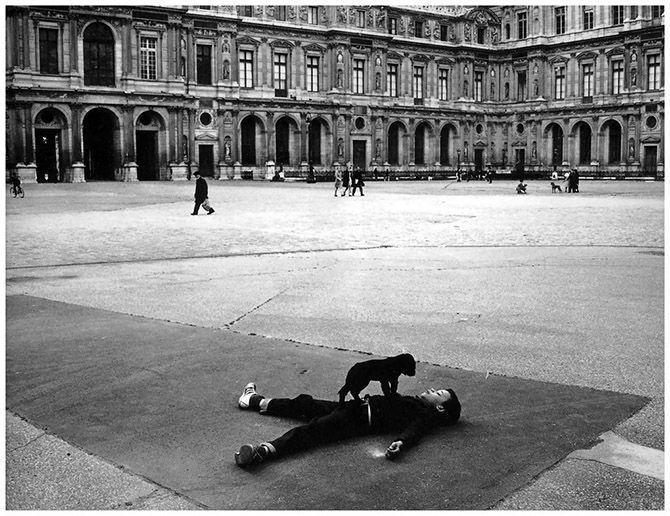 Добрые и живые фотографии Робера Дуано