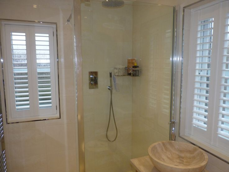 1000 Images About Bathroom Shutters On Pinterest