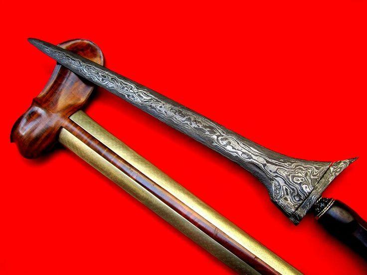 Keris Sepuh Tuban #blade #weapon