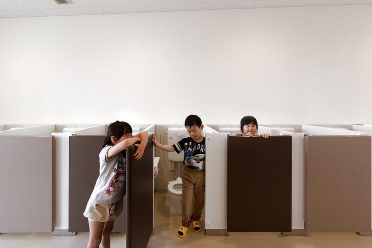 Galeria de Jardim de Infância SP / HIBINOSEKKEI + Youji no Shiro - 6