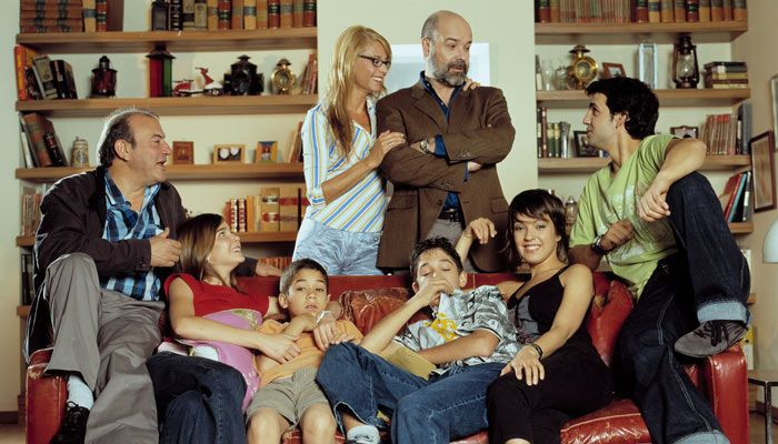 Los Serrano | Globomedia