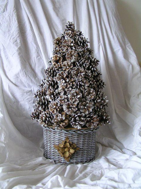Šiškový stromček, Vianočné dekorácie | Artmama.sk