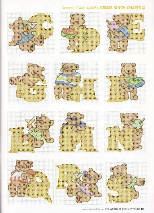 Gallery.ru / Photo # 48 - The world of cross stitching 073 July 2003 - tymannost