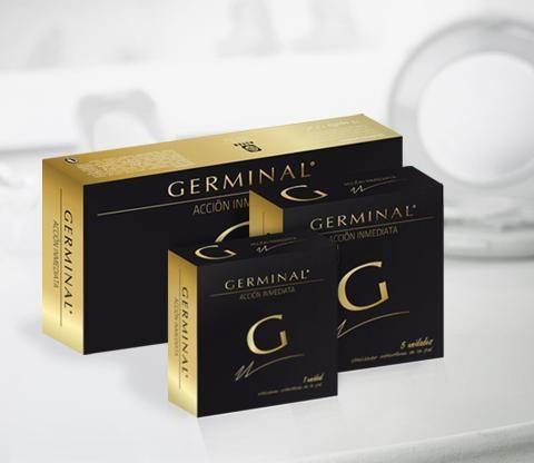 Germinal - Productos - Acción Inmediata - Efecto Lifting