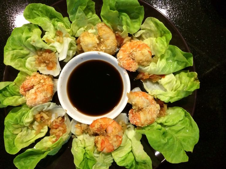 """Cohen Diet: Lettuce and tomato salsa with balsamic vinaigrette and with """"cohen"""" Tempura. #lynskitchen #cohenlifestyl"""