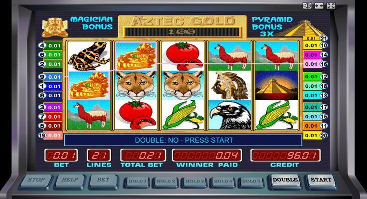 игровые автоматы aztec gold бесплатно
