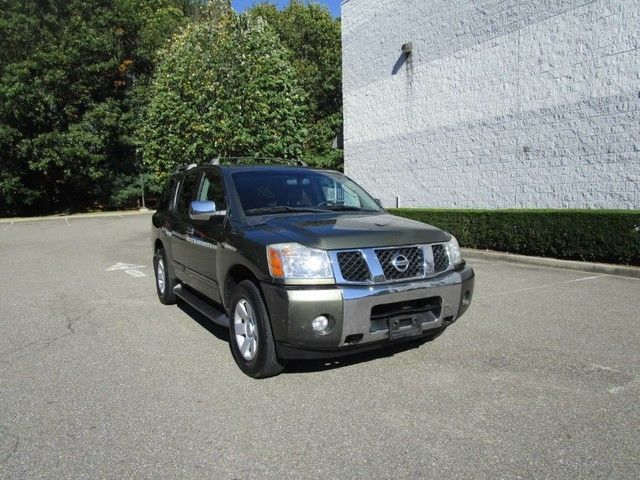 Cool Awesome 2004 Nissan Pathfinder LE 4x4 Clean Car Fax 2004 Nissan Pathfinder Armada LE 4x4 Clean Car Fax Canteen SUV 5.6L 32v DOHC V8 2017/2018