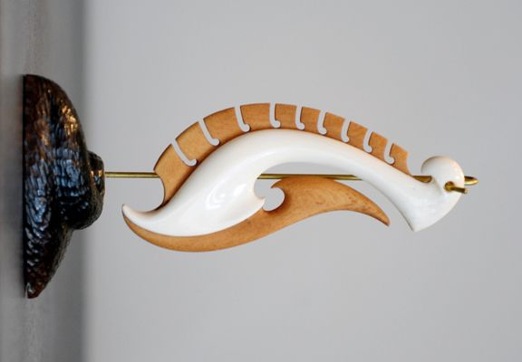 Kerry thompson kura gallery maori art design new zealand