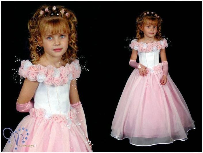 Бальные, нарядные платья для девочек.  Party dresses for girls.
