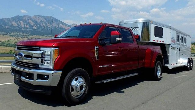 Ford F250 Towing Capacity 11 Ford Super Duty Trucks Super Duty