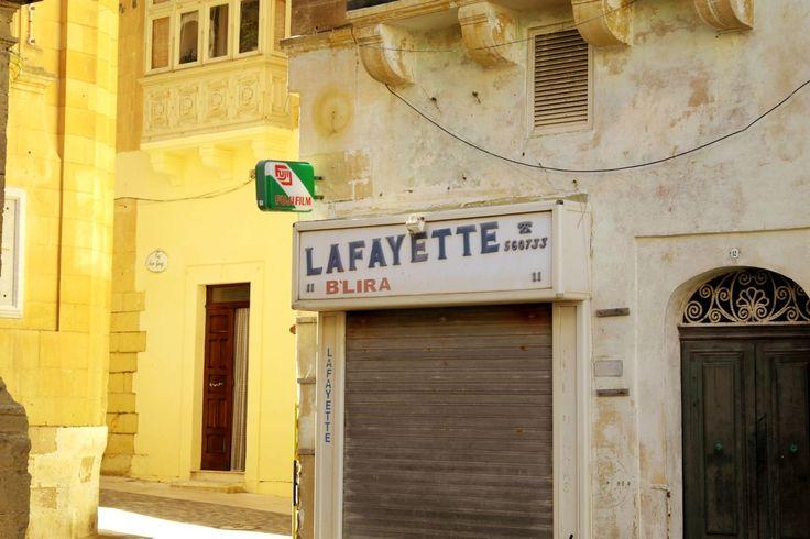 #Victoria #Gozo #Malta #Lafayette