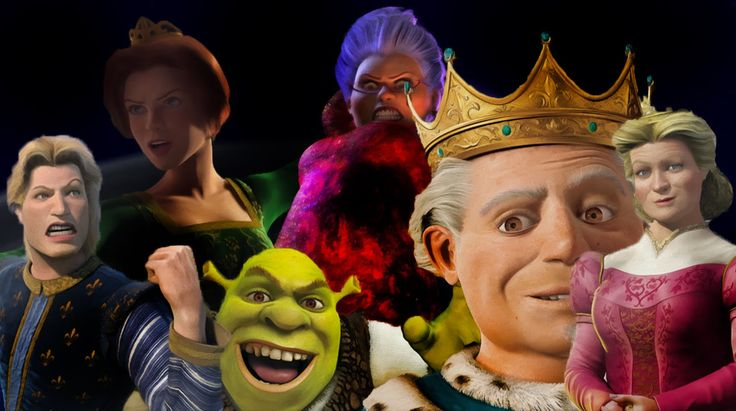 The AMAZING Shrek Conspiracy Timeline! [REVISED THEORY]