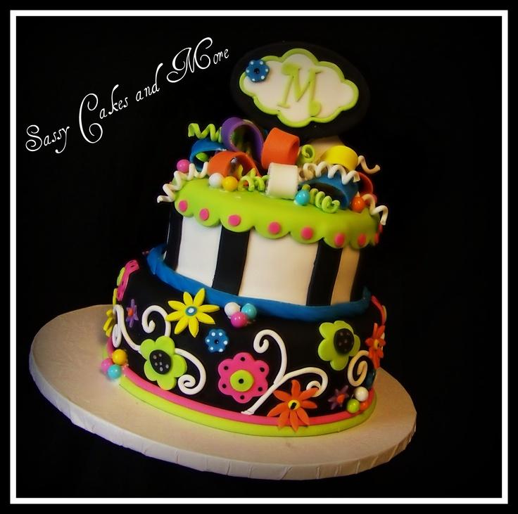 Birthday Cakes Joplin Mo ~ Girly birthday cake my cakes quot sassy pinterest birthdays