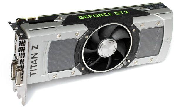 Nvidia GeForce GTX Titan Z : la carte graphique à 3000€ en test - HardWare.fr