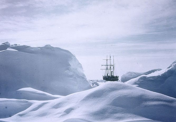 Antarctica - Science (6,7)