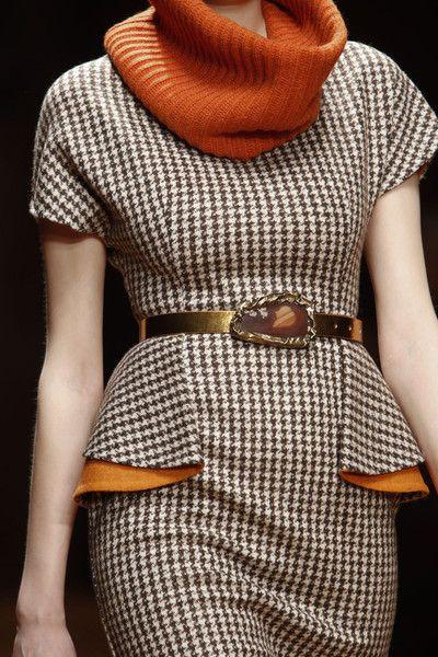 Laura Biagiotti Fall 2012