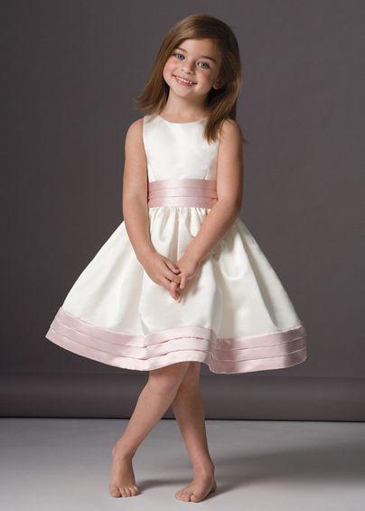 Выкройки праздничного детский платьев