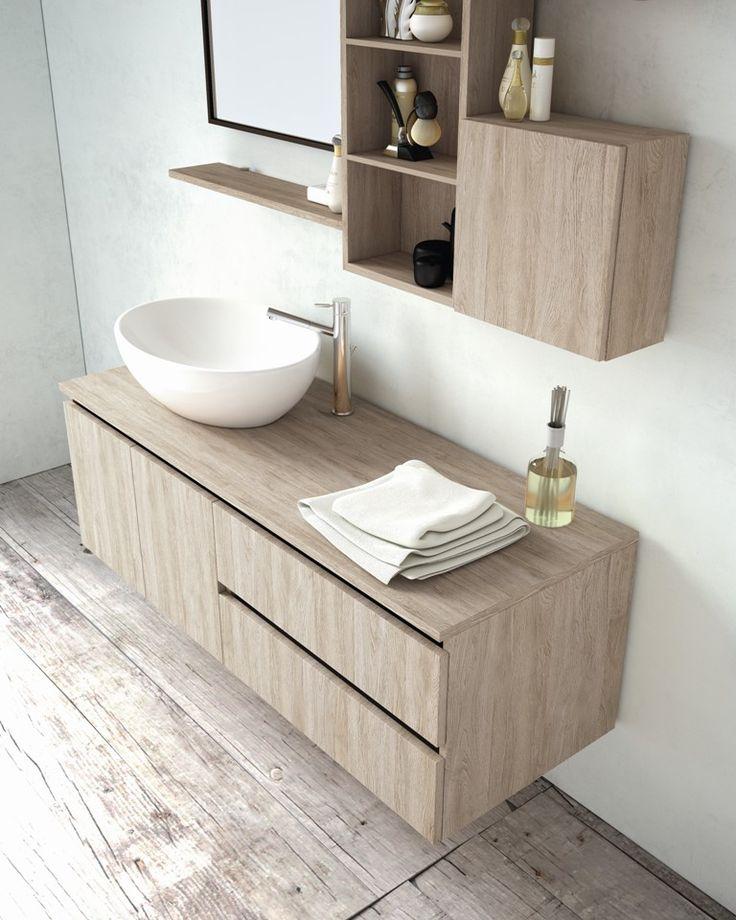 Hope - Arredo Quattro  #mobili #riccelli #mobiliriccelli #collection #bagno #bathroom #furniture #design #interior #moderndesign #home #indoor #arredoquattro #arredamento #casa #arredo #wood #elegant