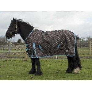 Rhinegold Dottie Tor Lightweight Outdoor Horse Turnout Rug