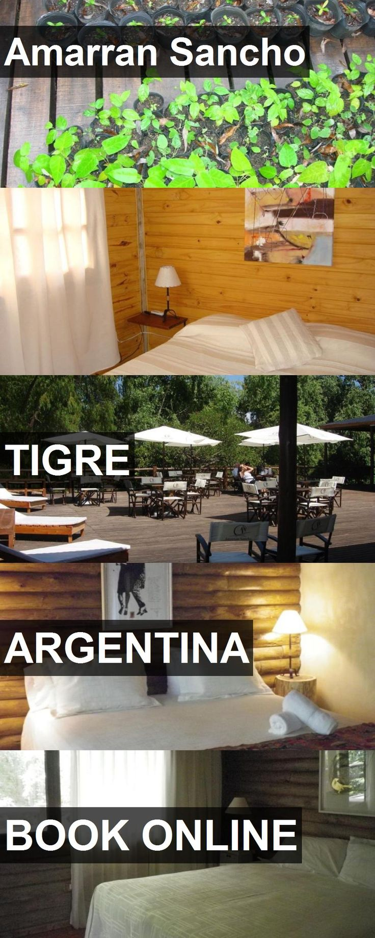 Hotel Amarran Sancho in Tigre, Argentina. For more information, photos, reviews and best prices please follow the link. #Argentina #Tigre #travel #vacation #hotel