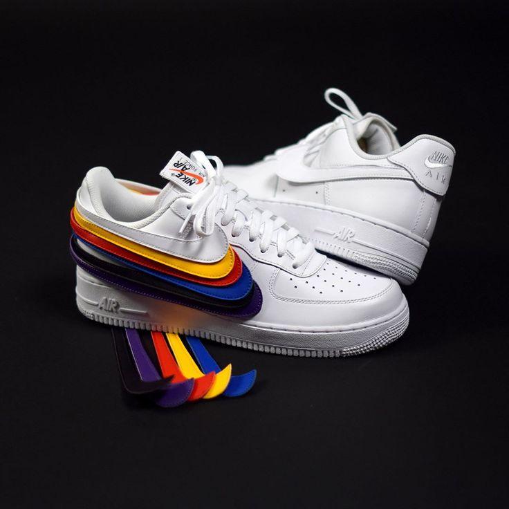 Nike Air Force 1 QS Swoosh Pack . Participer à notre raffle sur ...
