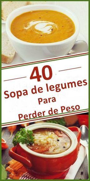 As 40 Receitas de Sopa de Legumes Para Emagrecer! #emagrecer #saude #fitness #perderpeso #perderbarriga #sopa #sopaparaemagrecer #dieta #dietadukan #detoxwater #detoxtea