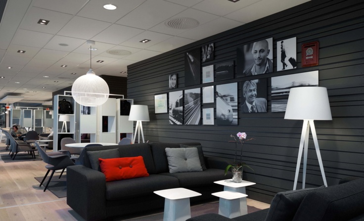 Interiørarkitekt Scenario interiørarkitekter MNIL - #Airporttrain #Office #kontor #flytoget #Oslo #Norway www.scenario.no Photo by Gatis Rozenfelds www.f64.lv