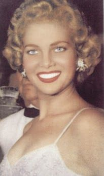 Miss Memorabilia: Miss Brasil 1954 Martha Rocha