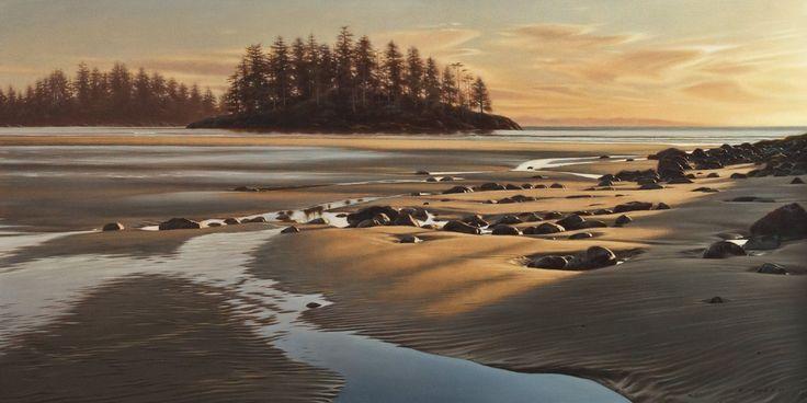 Western Light, by Ray Ward
