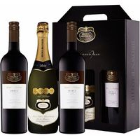 Premium Red Wine & Sparkling Brown Brothers Gift Pack
