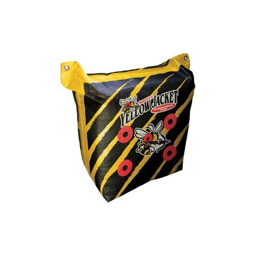 Morrell Yellow Jacket Crossbow Target - http://survivingthesheep.com/morrell-yellow-jacket-crossbow-target/