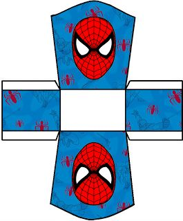 Spiderman Party Kit For Free Print