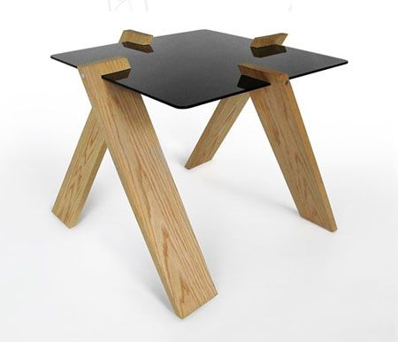 I love these table legs!