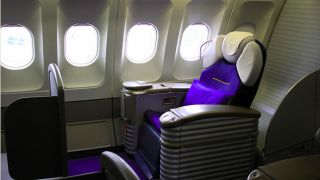 Check First-Class Ticket Prices Before You Book an Economy Flight