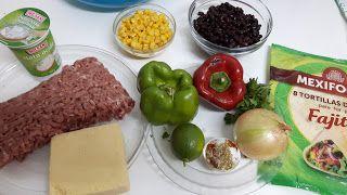 As receitas da Lau: Enchiladas deliciosas com feijão preto e milho