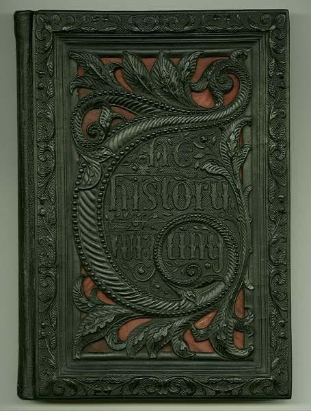 Book Cover Art History ~ Best images about metal books on pinterest bound book