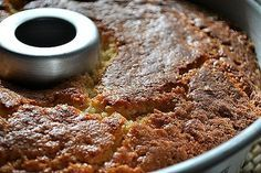 Νηστίσιμο κέικ με ινδοκάρυδο