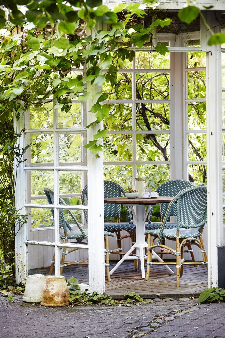 Sika Design Sofie Bistro Chair In Salvie Green. The Perfect French Style  Bistro Chair For