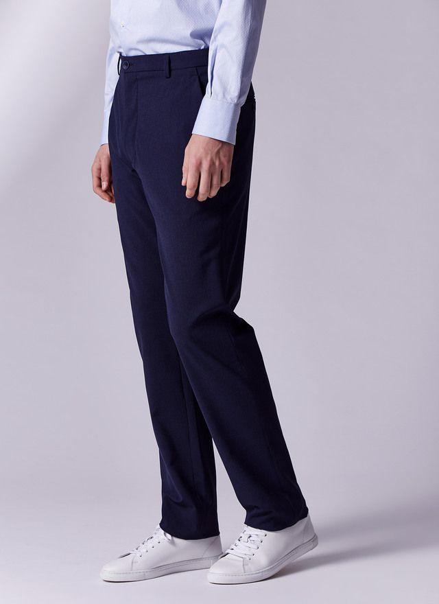 Pantalón gofrado | Hombres, Ropa, Pantalones