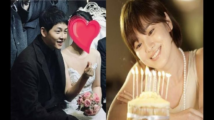 Song Joong Ki Gains Weight After Getting Married & celebrates Song Hye K...