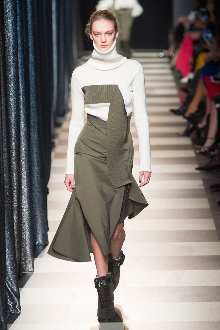 Monse desconstrói a alfaiataria em seu inverno 2018 - Vogue   Desfiles