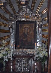 St. Stephen's Cathedral, Vienna - Maria Potsch Icon